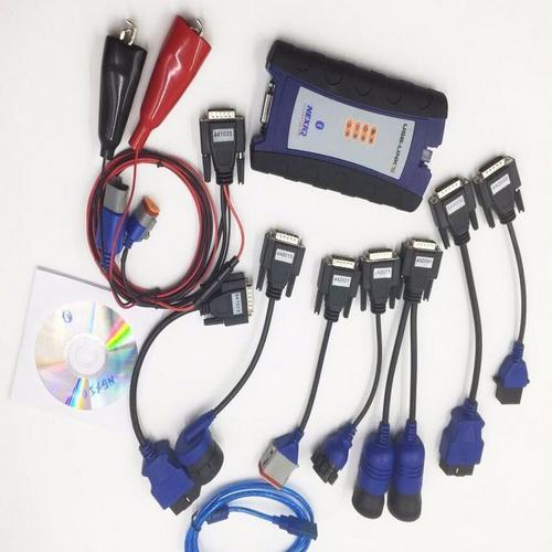Универсальный диагностический сканер Nexiq2 USB Link  BLUETOOTH
